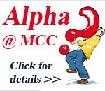The Alpha Course Returns – Autumn 2013