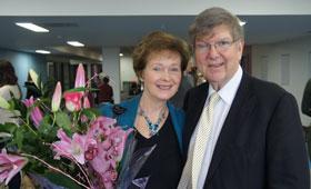 Trevor & Cary's Farewell