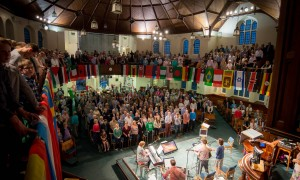 Bangor Convention – Aug '15