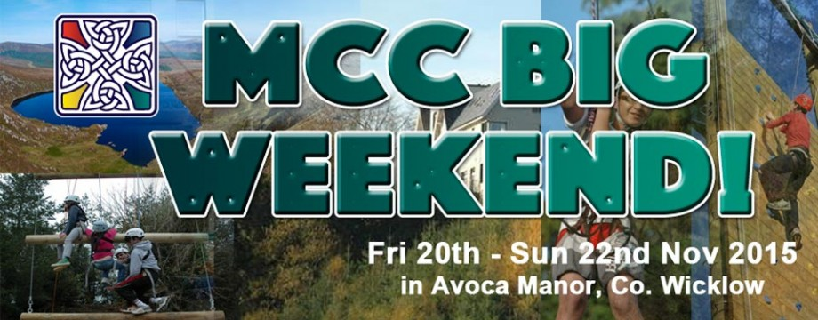 MCC BIG WEEKEND 2015