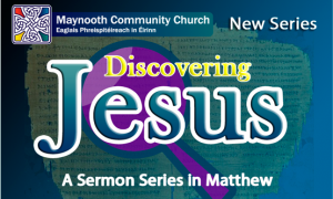 Discovering Jesus Series – Sept '15