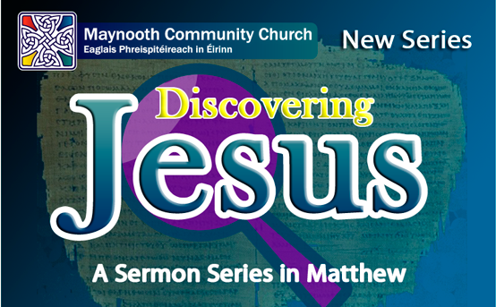 Discovering Jesus Series – Sept '15