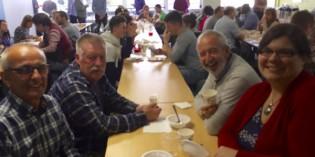 MCC Potluck Lunch with Maynooth Gospel Choir