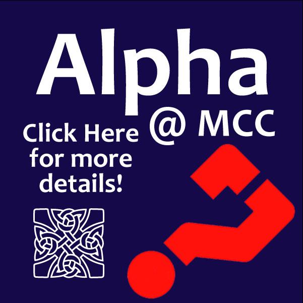 Our Next Alpha Course – Feb 2018