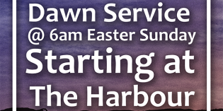 Dawn Service Sunday 16th April