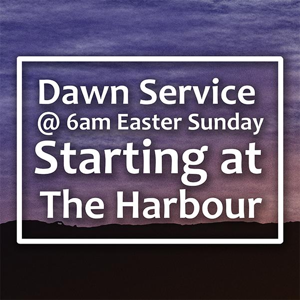 Dawn Service Sunday 16th April