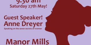 Ladies Breakfast Sat 27th May!