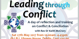 Leading Through Conflict 27th May