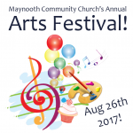 8th Annual Arts Festival – Aug 26th