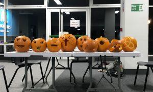 Student Pumpkin Carving – Oct 18