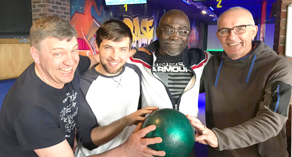Men's Breakfast & Bowling – Mar 2019